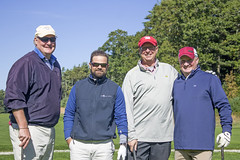 2018-10-19 Golf - Valle Group Christian Valle Hal Curtis Joel Lazarek Tom Heffernan
