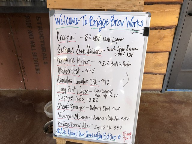 Bridge Brew Works & Mountain Mamas