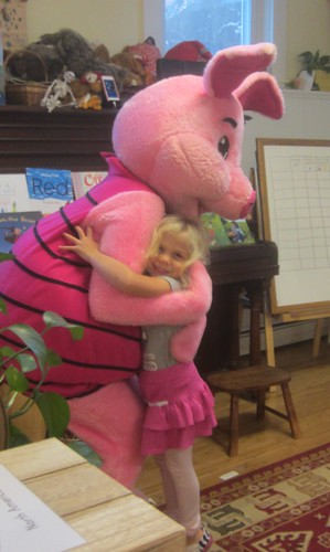hugs for Piglet