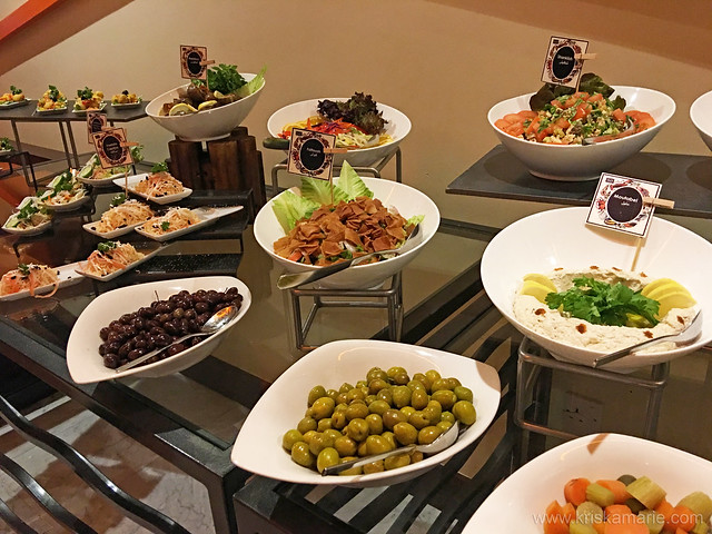 Arabian Salads from Fusion