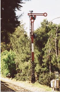 Athens semaphore north 1987
