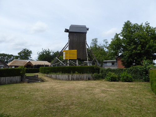 Rodeberg Lijstermolen (2017)