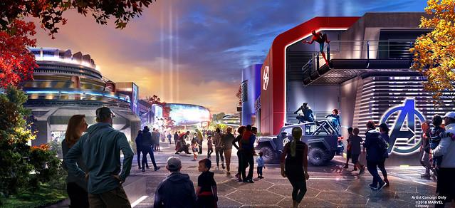 Future zone Marvel