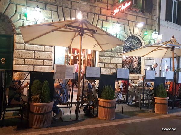 Ristorante Sant'Andrea patio