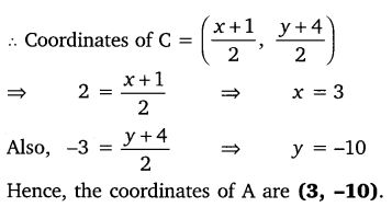 NCERT Solutions for Class 10 Maths Chapter 7 Coordinate Geometry 26