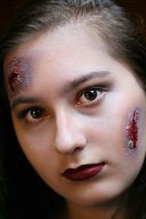 Beautiful zombie---