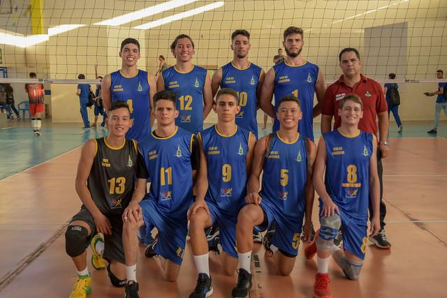 Manaus - Jogos Escolares Volei Masculino de 15 a 17 anos