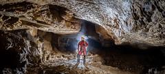 La salle des squelettes - Grotte de la tuilerie - Gondenans-Montby (25), France