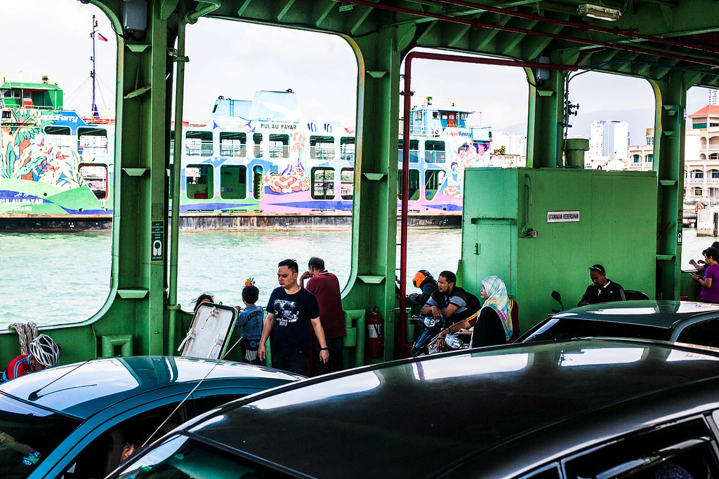 Rapid Ferry Penang