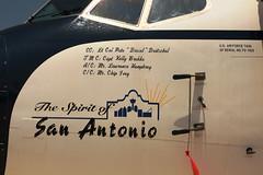 Spirit of San Antonio  (T-43A)