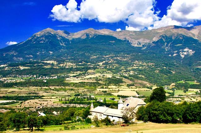 Montagne Hte Alpes r, Canon EOS 450D, Canon EF-S 17-85mm f/4-5.6 IS USM