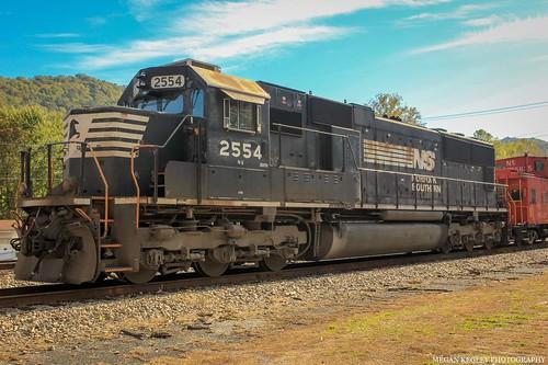 NS 2554 in Appalachia, VA