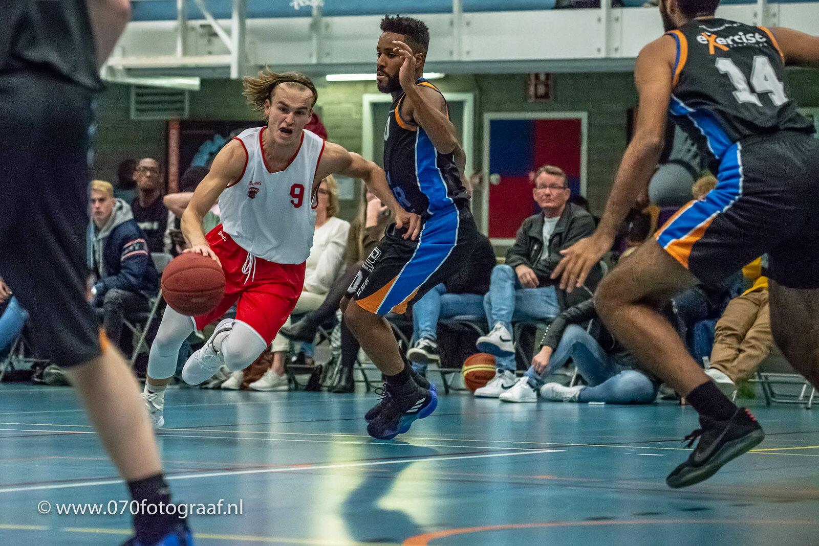 Basketball: 2018-10-20 CobraNova MSE 1 – Lokomotief MSE 1 [62-82]