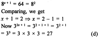 RD Sharma Class 9 Questions Chapter 2 Exponents Of Real Numbers