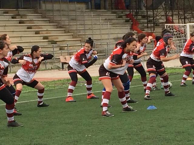 rugby granata asd femminile