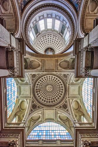 Le Panthéon, Paris, France 2018
