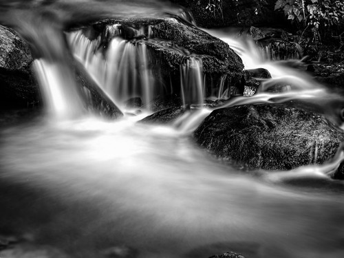 rock olympus georgia highres nature water stream mirrorlessminutesfocusonatlanta lowlight neutraldensityfilter monochrome waterfall riverscape leaf landscape longexposure hires waterscape amicalolafallsstatepark ©edrosack usa mountain blackandwhite grayscale leaves ndfilter dawsonville us