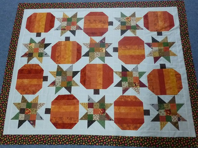 Autumn Jubilee Quilt Along at FromMyCarolinaHome.com