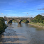 River Ribble in Summer