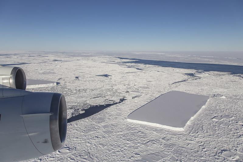 Second Rectangular Iceberg