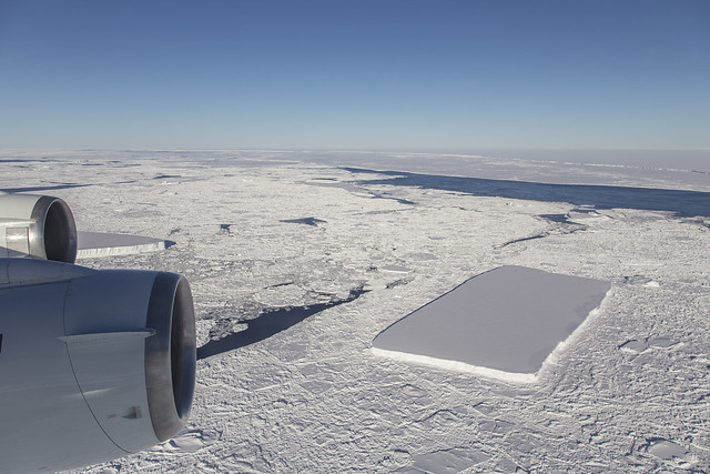 Second Rectangular Iceberg