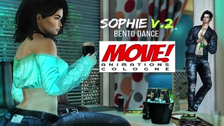 #New Sophie Vol.2 - MOVE Animation Cologne