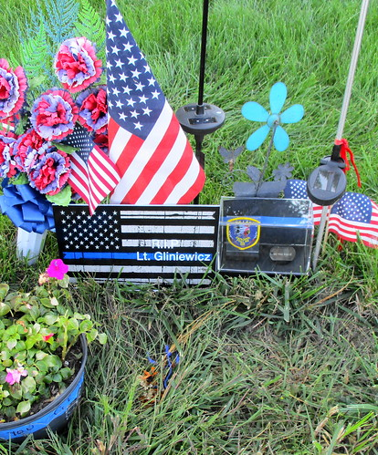 G. I. Joe Gliniewicz' Grave