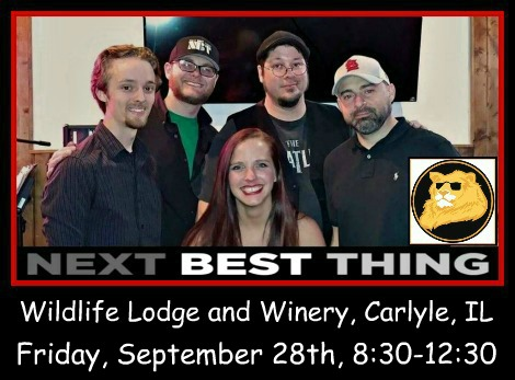 Next Best Thing 9-28-18