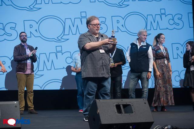 Cerimonia di Premiazione Romics d'Oro XXIV edizione