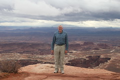 Stan at Canyonlands NP