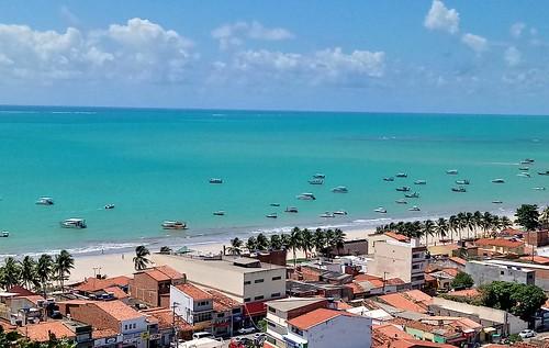 Maragogi/Alagoas - vista parcial