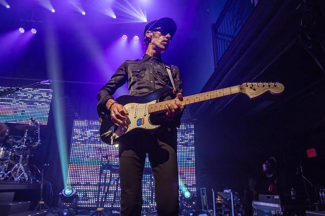 Simple Minds @ 9:30 Club, Washington DC, 10/06/2018