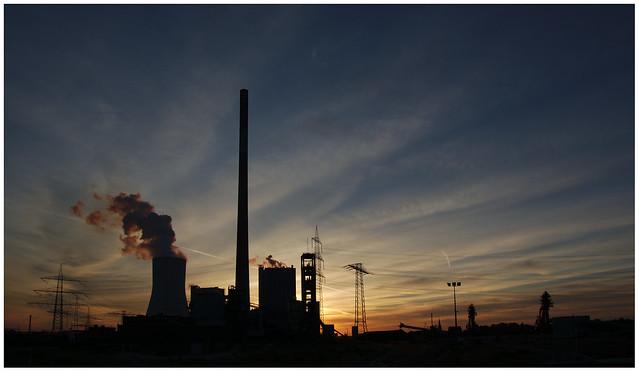 Kraftwerk Walsum, RICOH PENTAX K-3 II, smc PENTAX-DA 17-70mm F4 AL [IF] SDM