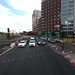 Belgrave Interchange roadworks from Bristol Street to Bristol Road, Edgbaston
