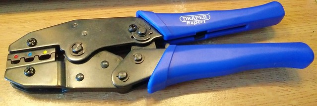 Ratcheting Crimping Tool
