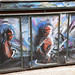 DSC_8608 Brick Lane London Street Art The Three Monkeys Hear No Evil Speak No Evil See No Evil