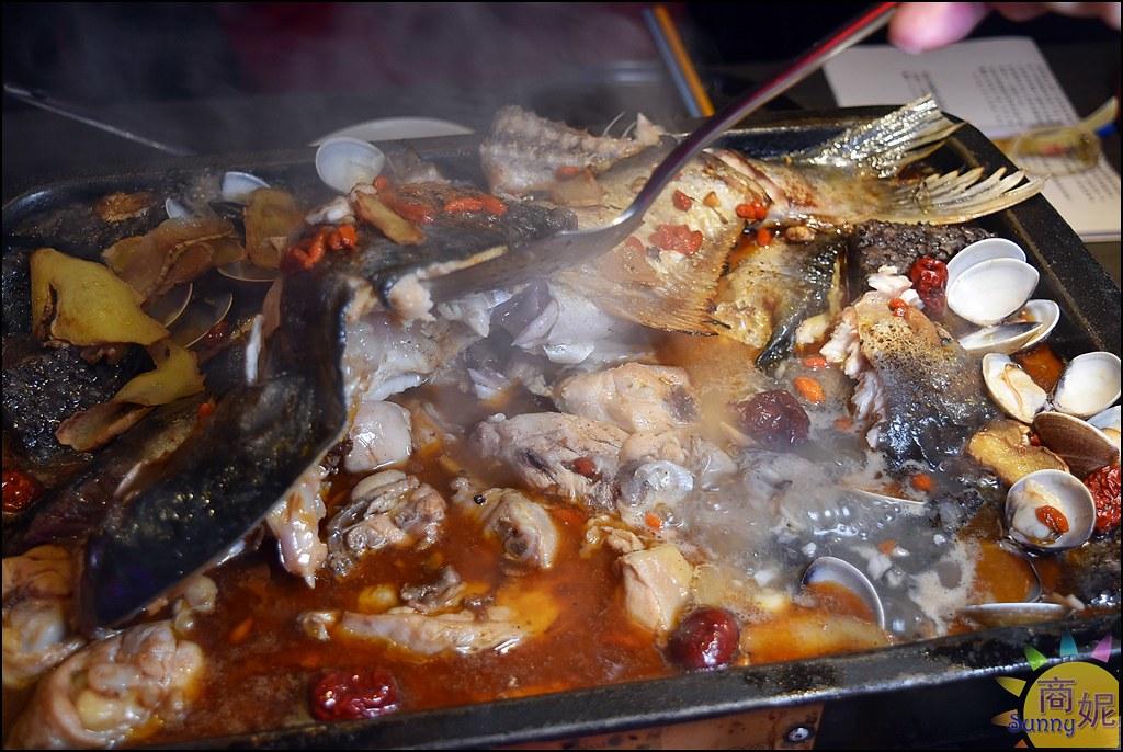 水貨麻油雞烤魚13
