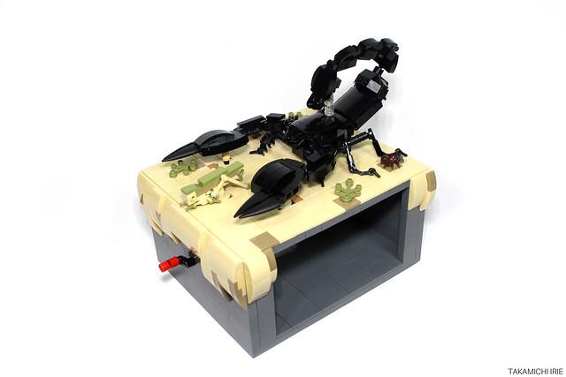Scorpion Automata, Canon EOS KISS X7, Canon EF-S 24mm f/2.8 STM