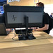 HP DreamColor Z31x Studio Display at BlackMagic booth