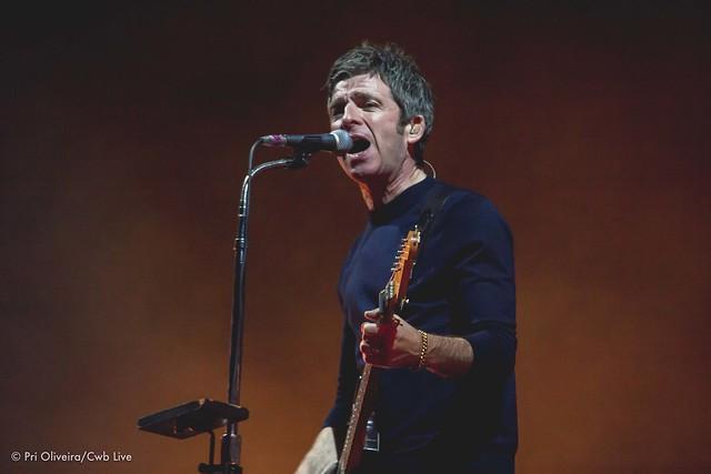 Noel Gallagher's High Flying Birds - Summer Break Festival - Pedreira Paulo Leminski - 07/11/2018