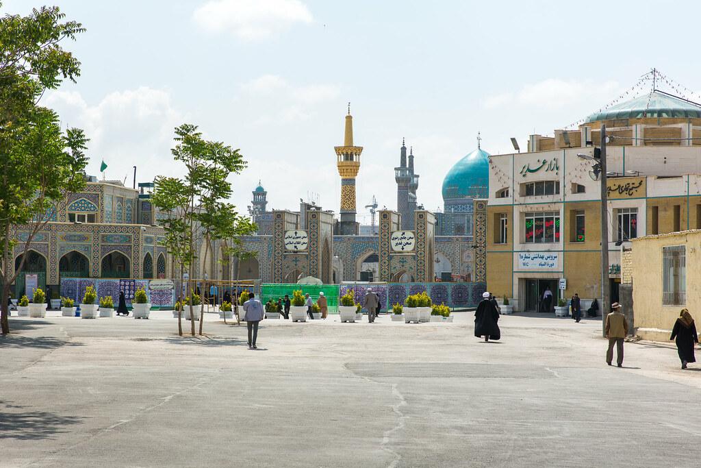 Iran. Mashhad