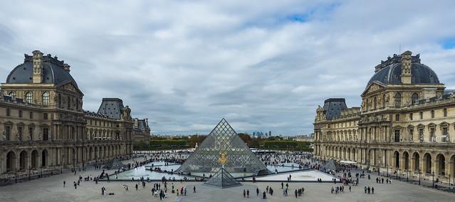 Louvre / Лувр /explore/2018/11/03, Nikon D750, AF-S Zoom-Nikkor 14-24mm f/2.8G ED