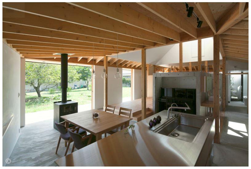 Minka, Rumah Jepang Ala Tradisional
