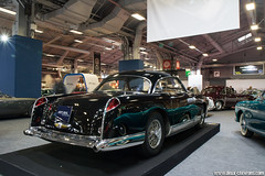 Rétromobile vente Artcurial 2016 - Facel Vega Prototype V - 1954