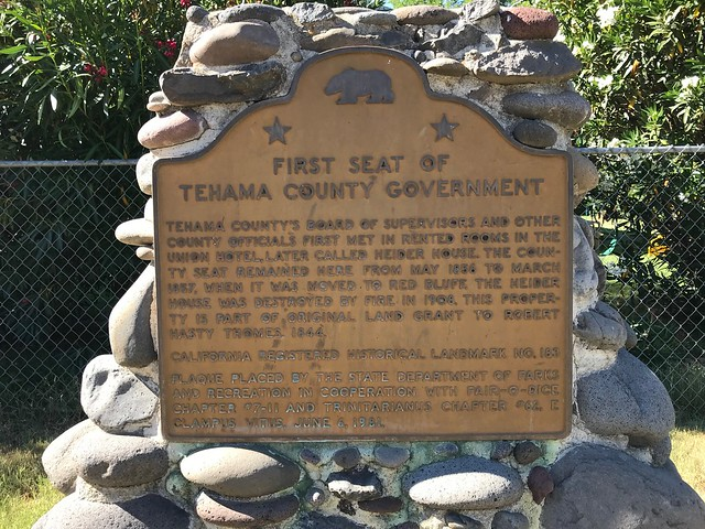 California Historical Landmark #183