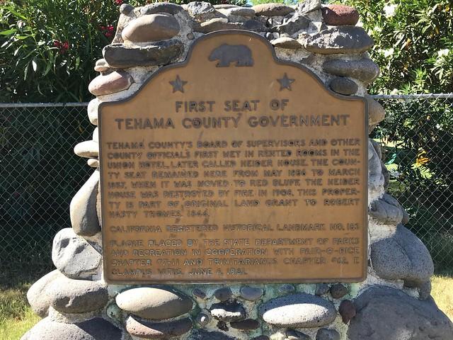 California Historical Landmark #183