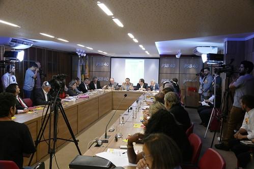 Reunião da Comissão Executiva Nacional - 9/10/2018
