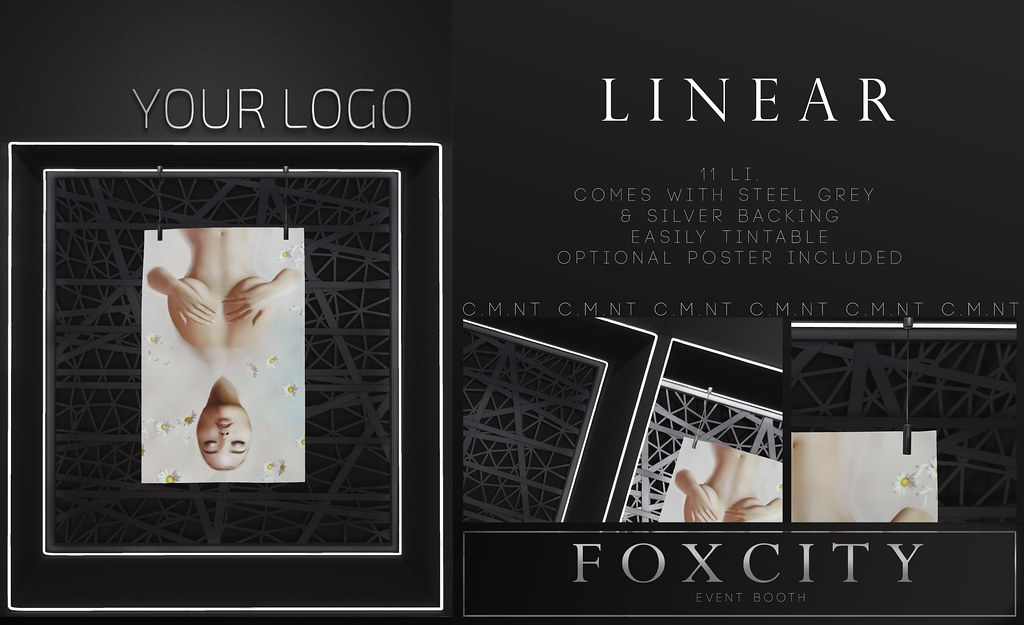 FOXCITY. Event Booth - Linear @Cosmopolitan - TeleportHub.com Live!