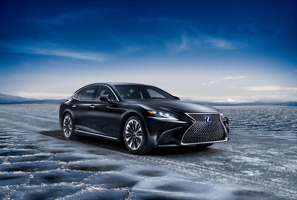 Comprar Lexus Ls