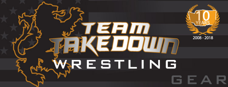 Team Takedown Wrestling Gear